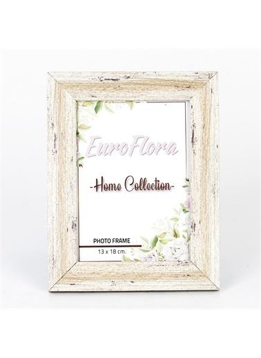 Euro Flora Euro Flora Dekoratif Eskitme Çerçeve 13X18 Cm Renkli